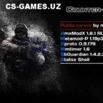 Public Server by n3gat1ve v 1.5 для CS 1.6