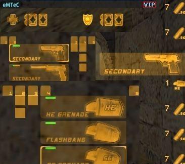 плагин Дигл+броня+гранаты(vip-system) в начале раунда для CS 1.6