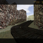 Карта de_railroad для CS 1.6