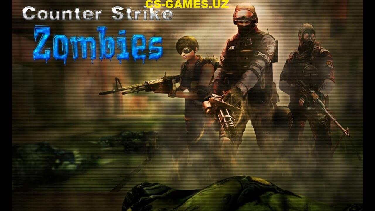 Модель зомби «Zombie Modnik» для CS 1.6