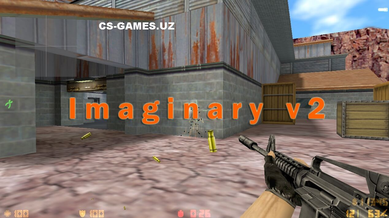 чит Imaginary v2 для CS 1.6