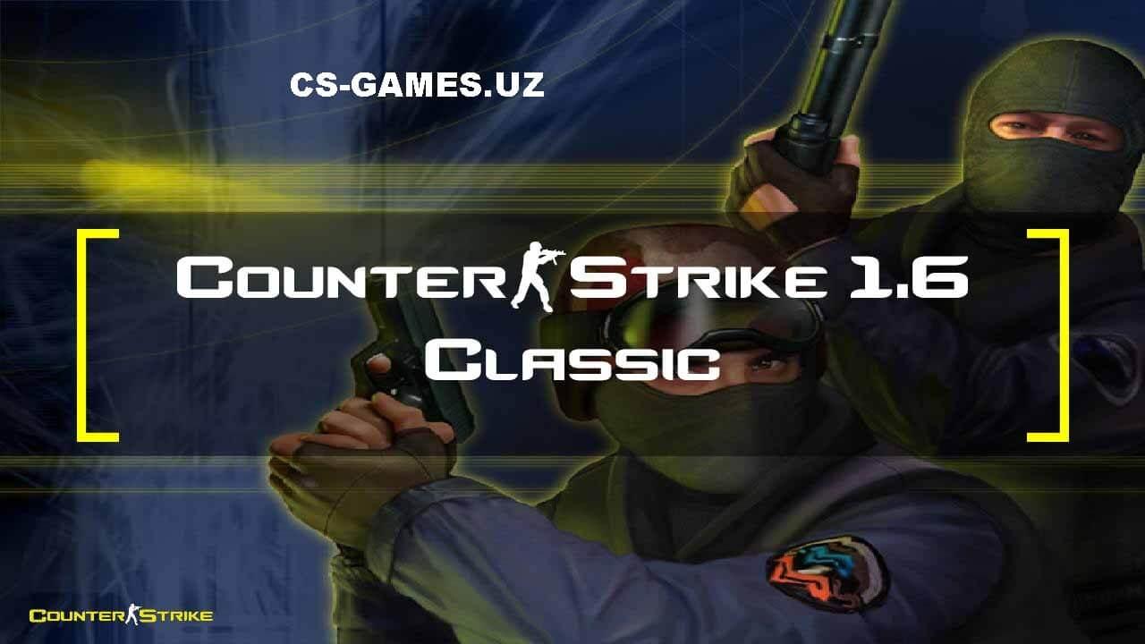 CS 1.6 Classic