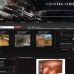 Counter Strike шаблон для DLE 10.4