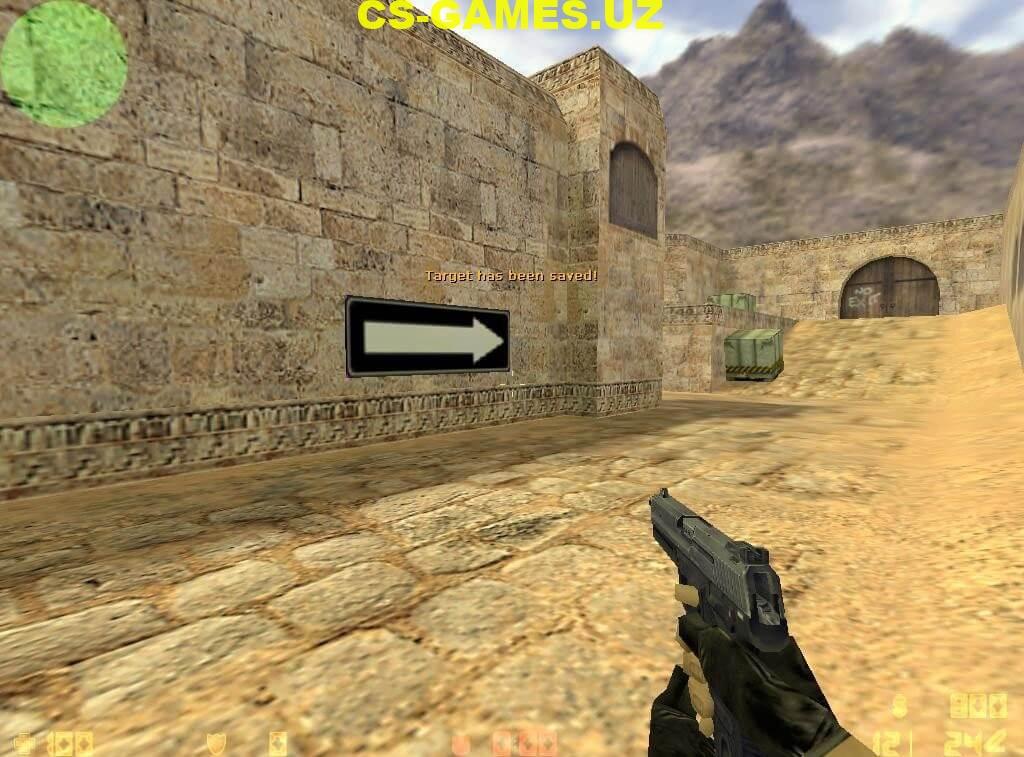 Логотип Стрелка для CS 1.6