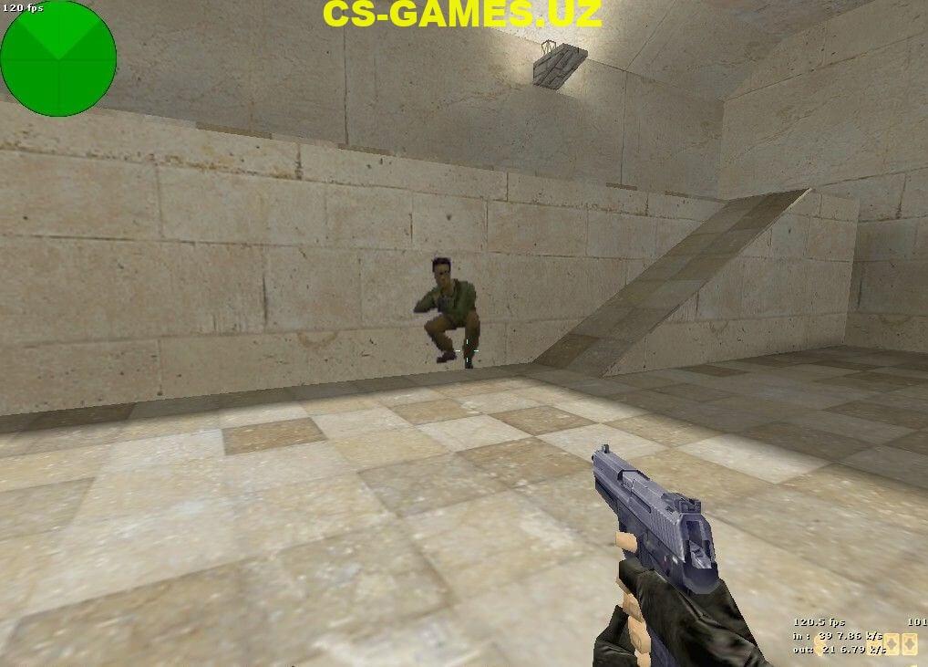 Логотип Terrorist для CS 1.6