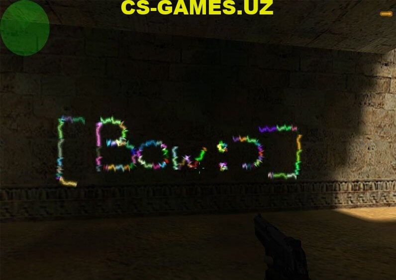 Плагин Magic marker для CS 1.6