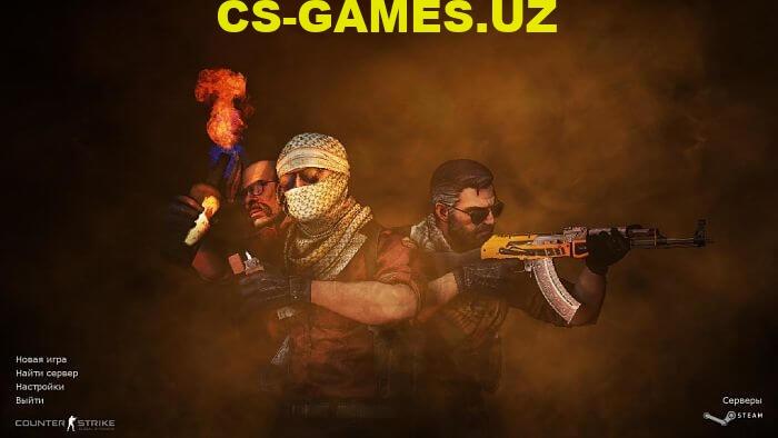 Скачать CS 1.6 Rage