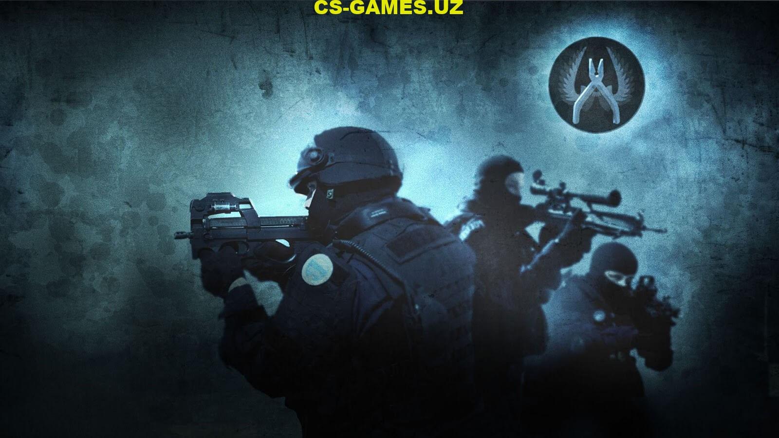 Скачать CS GO Steam