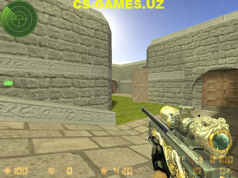Скачать Counter Strike 1.7