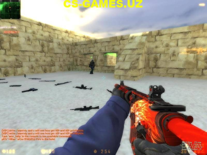 Скачать Counter Strike 1.9
