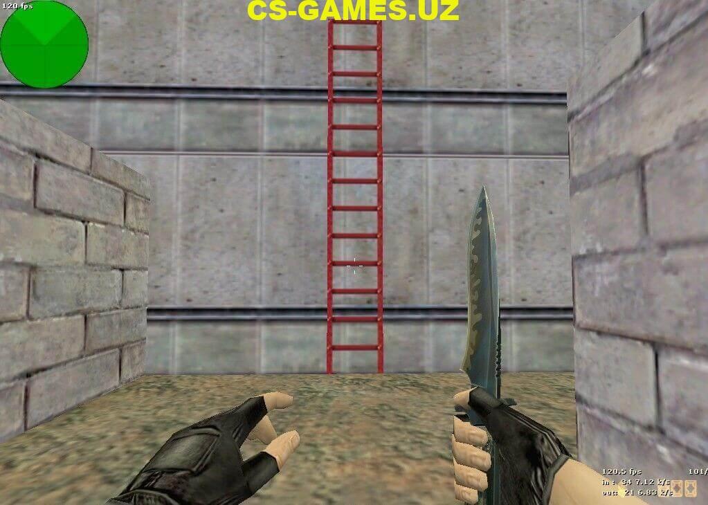 лого лестницы для кс 1.6