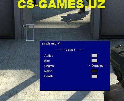 Чит Simple ESP для CS GO