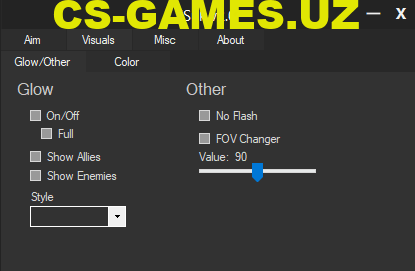 Чит iSuk v2.6 для КС ГО