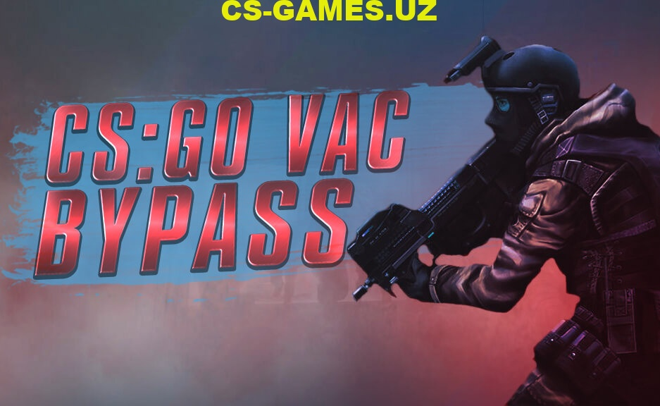 VAC Bypass обход для КС ГО