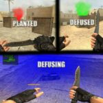 Плагин c4 bomb Defuse - Plant Effects для CS Source