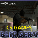 Public Server By CS-GAMES CS Source v34